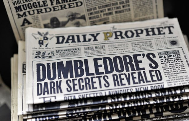 The One Detail You Probably Missed In The Fifth Harry Potter Book