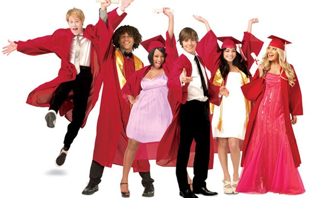 Check Out Zac Efron & Vanessa Hudgens' Awks Flirt Fest In The 'High School Musical' Audition