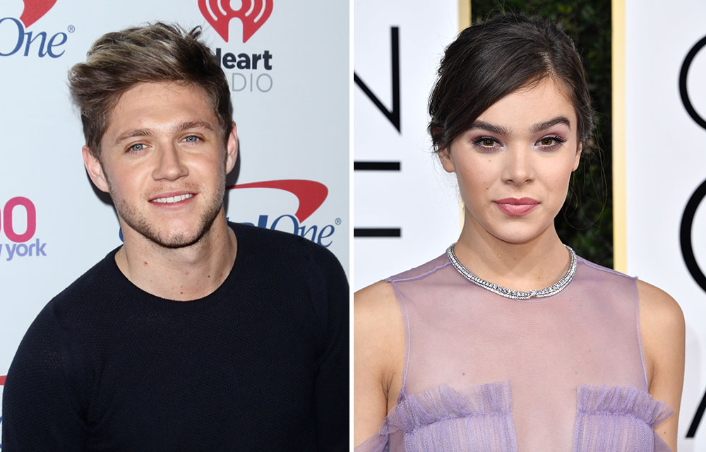 niall horan and hailee steinfeld kiss in the bahamas. Black Bedroom Furniture Sets. Home Design Ideas