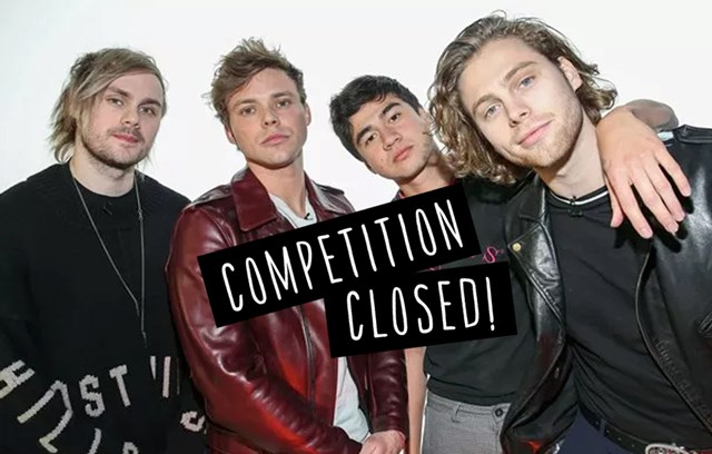 Win tickets to see 5SOS live at Sydney or Melbourne | Girlfriend