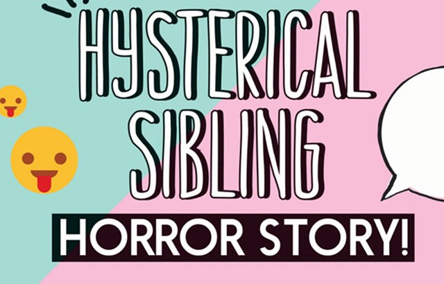 15 Hysterical Sibling Horror Stories That'll Make You Cringe Like Never Before!