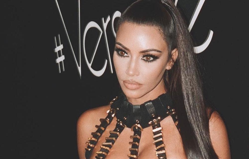 Kim Kardashian SLAMMED for naked selfies over being mum