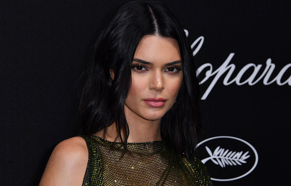 Kendall Jenners nude pic overshadowed by TOES as fans