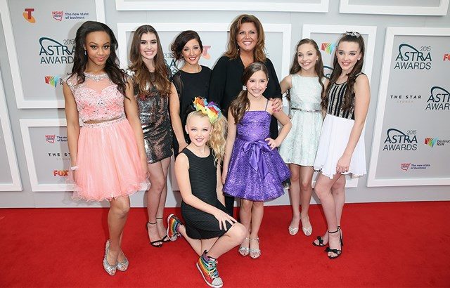 Abby Lee Miller Just Threw Some Serious Shade At Her 'Dance Moms' Replacement