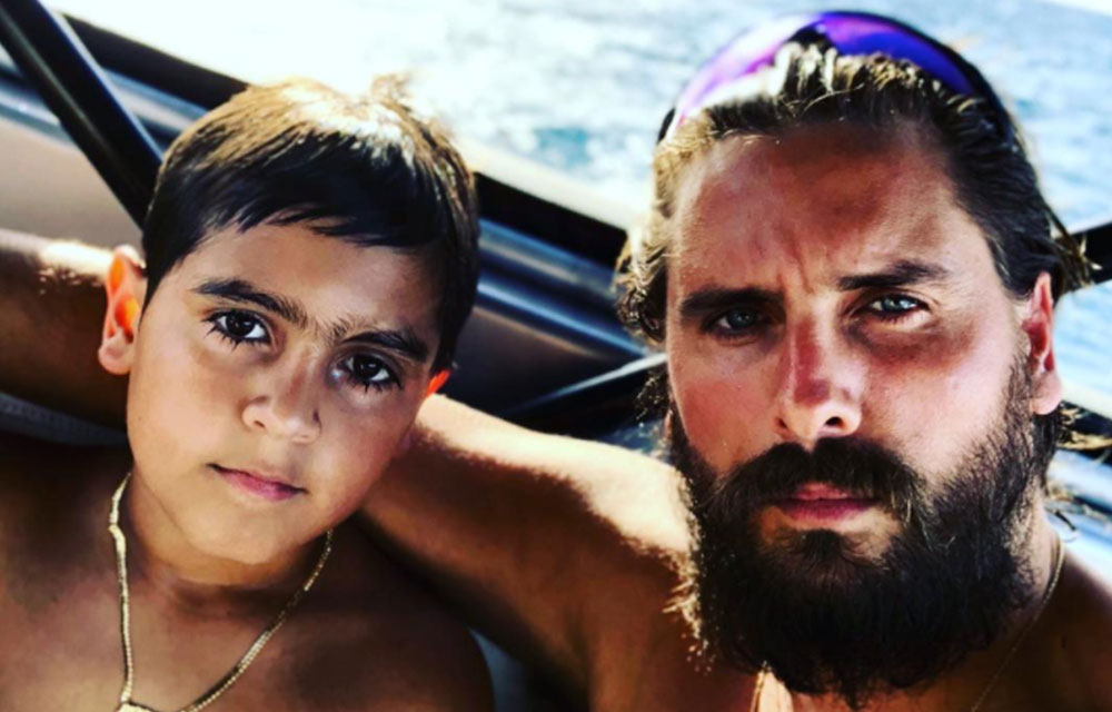 Mason Disick is getting shamed for his eyebrows   Girlfriend