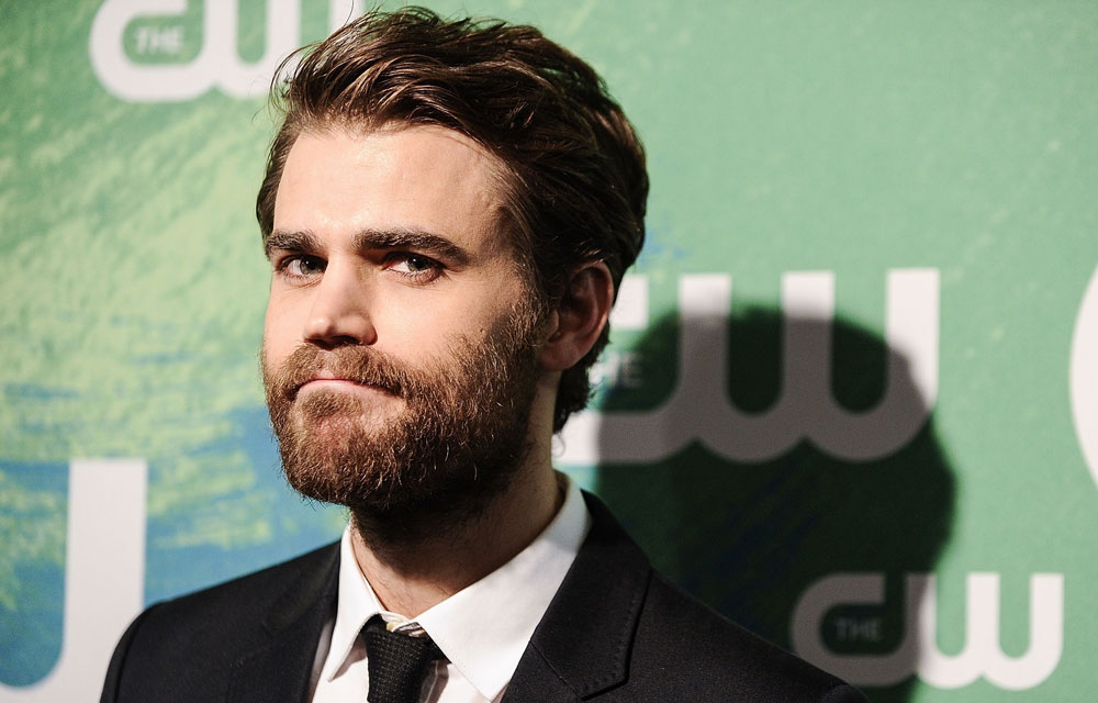 Paul Wesley Spotted With Mystery Girl After Phoebe Tonkin Break Up Girlfriend