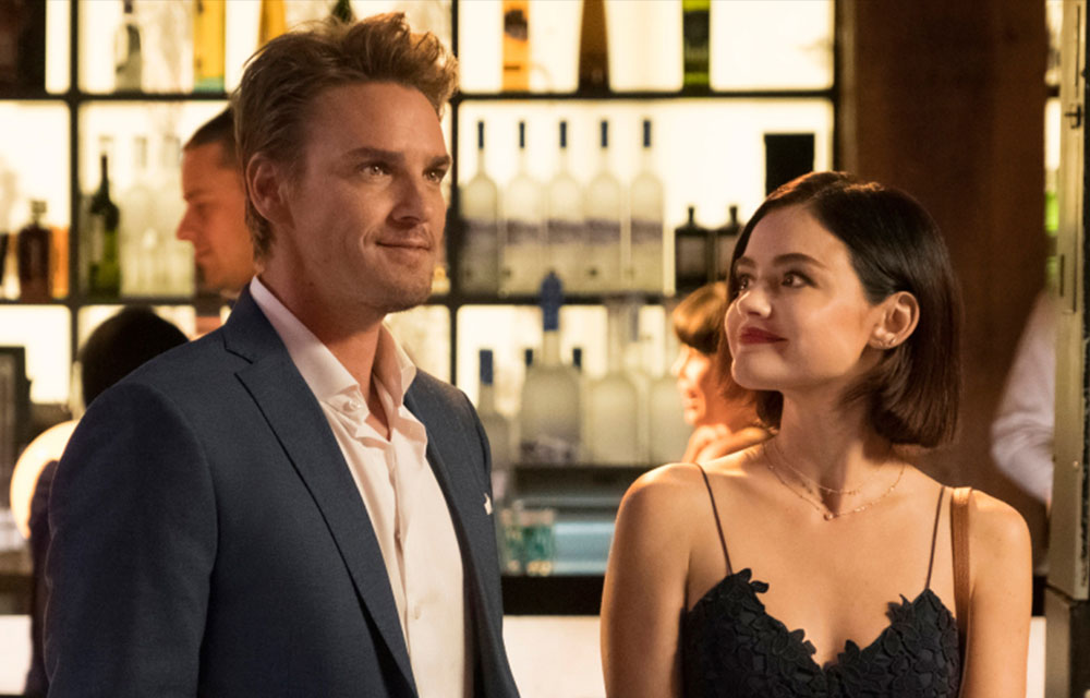 Why Lucy Hale and Riley Smith broke up | Girlfriend