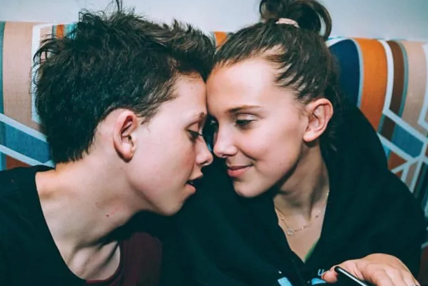 proof millie is dating jacob how to make a dating app