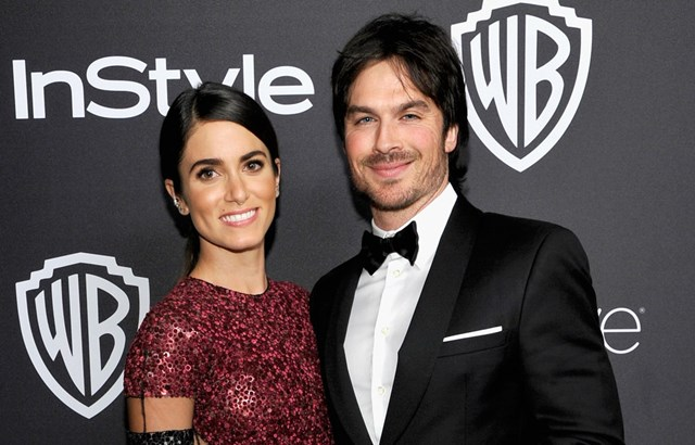 Ian Somerhalder And His Wife Nikki Reed Did The WEIRDEST Thing On Their Second Date