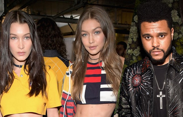 Bella And Gigi Hadid Had The Ultimate Sister Moment After Running Into Bella's Ex The Weeknd