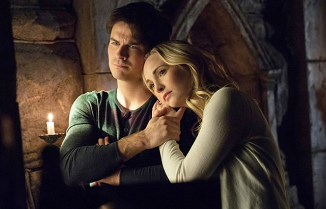 'The Vampire Diaries' Originally Had A Totally Different Ending!