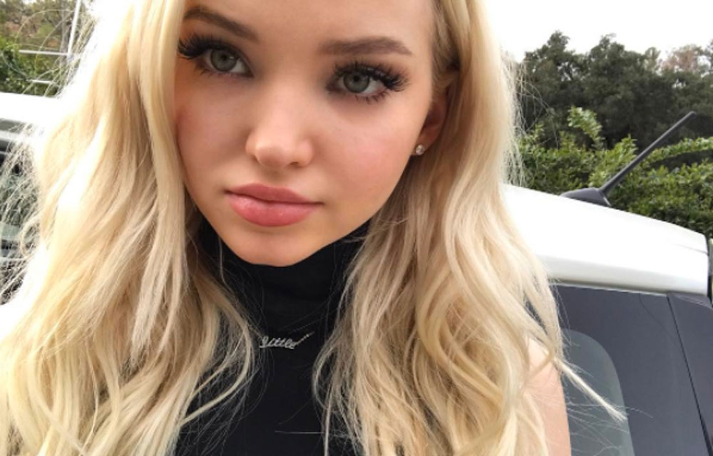 Dove Cameron When She Was Young