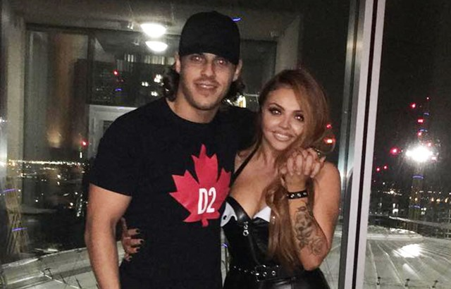 Jesy Nelson & Her New Boyfriend Just Went Instagram Official!