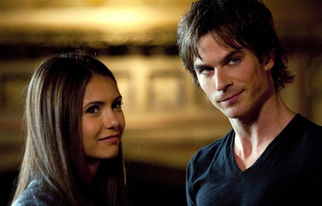 Image result for Elena & Damon