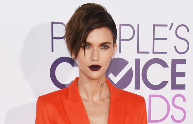 Ruby Rose Reveals Why She's Getting Some Of Her Tattoos Removed