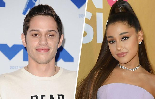 Pete Davidson Covers Ariana Tattoo With Word Cursed Girlfriend