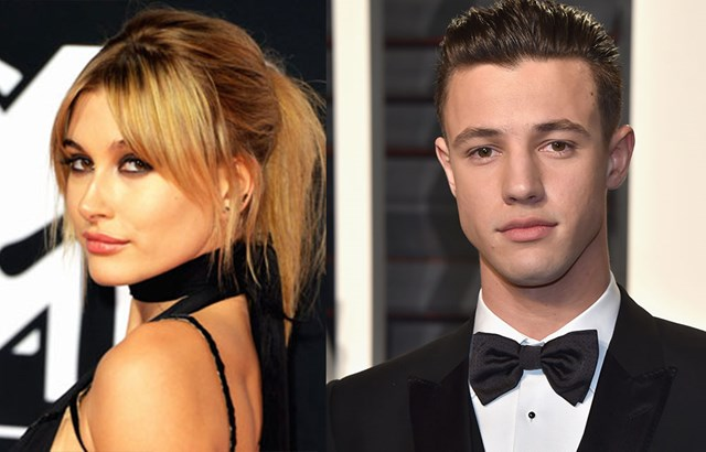 Could Hailey Baldwin & Cameron Dallas Get Any More Official Than This?