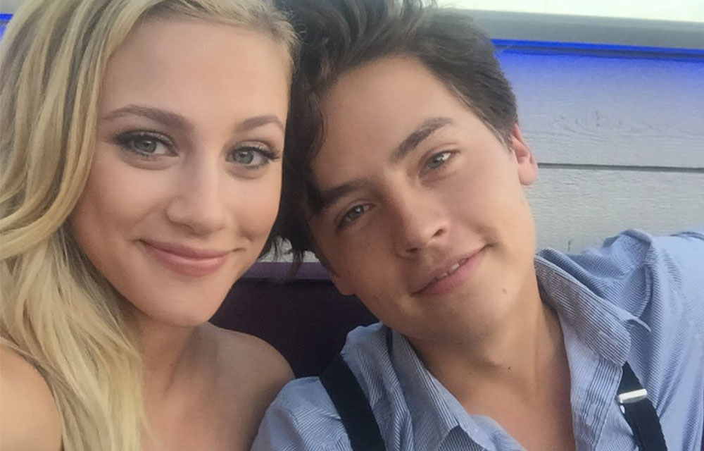 More Proof That Cole Sprouse And Lilli Reinhart Are Dating