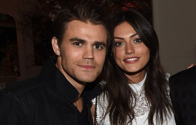 Paul Wesley Phoebe Tonkin Just Went On A Romantic Date Night