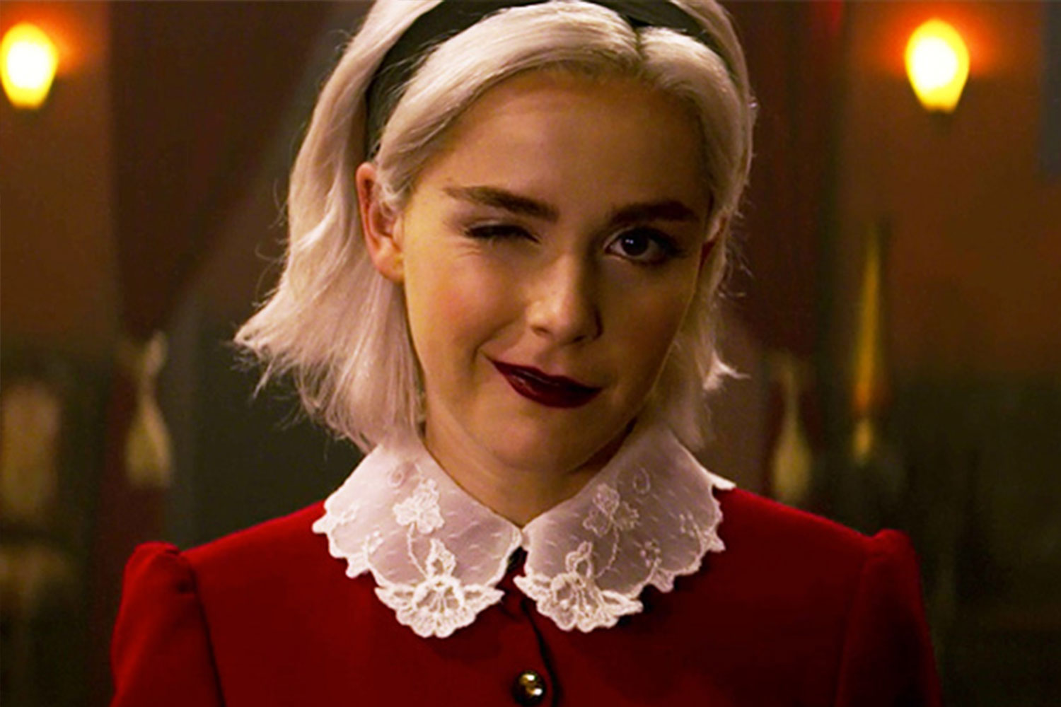 Chilling Adventures Of Sabrina Sets Final Part 4 Release Date | Girlfriend