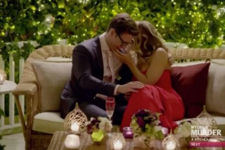 """The Bachelor: Abbie Chatfield says she was """"sl*t shamed"""" for kissing Matt Agnew"""