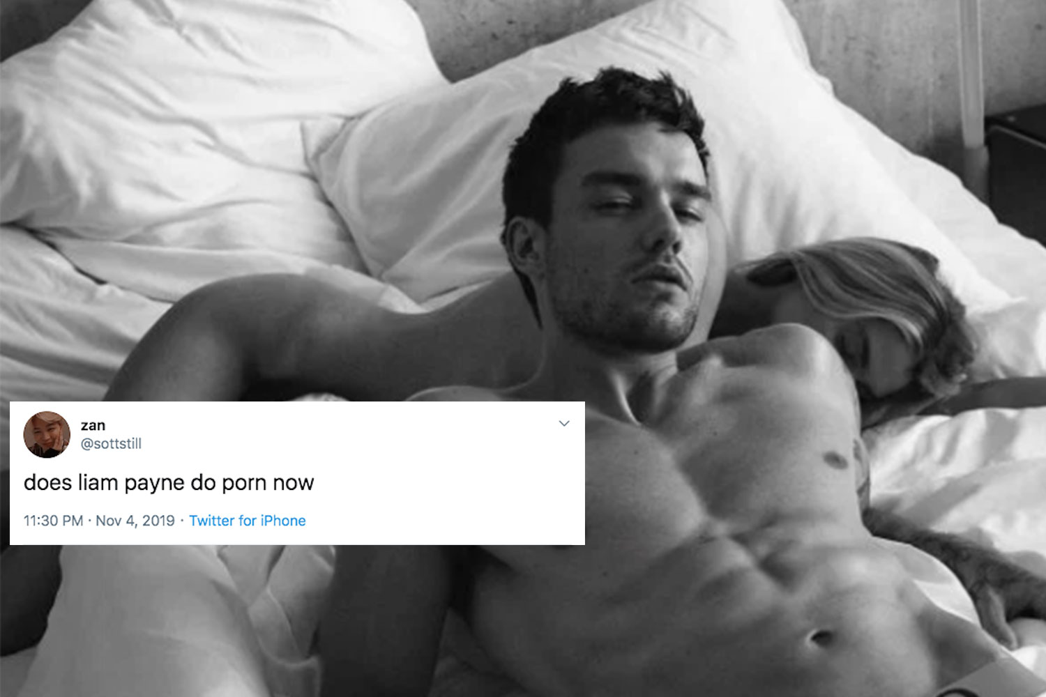 Niall Horan Look Alike Porn fans call liam payne's new shoot 'softcore porn' | girlfriend
