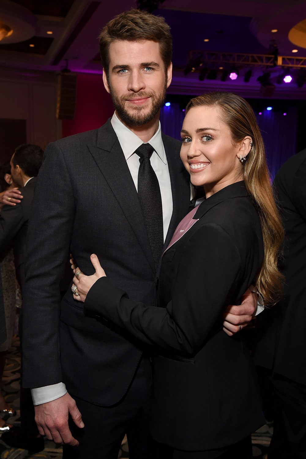 Miley Cyrus and Liam Hemsworth finalise their divorce