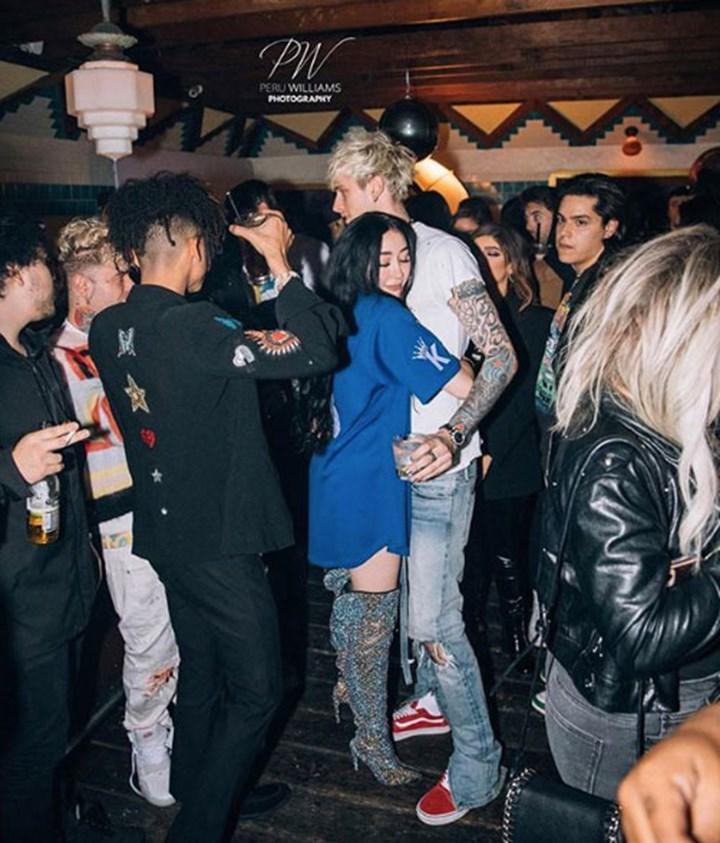 Noah Cyrus and Machine Gun Kelly dating rumours | Girlfriend