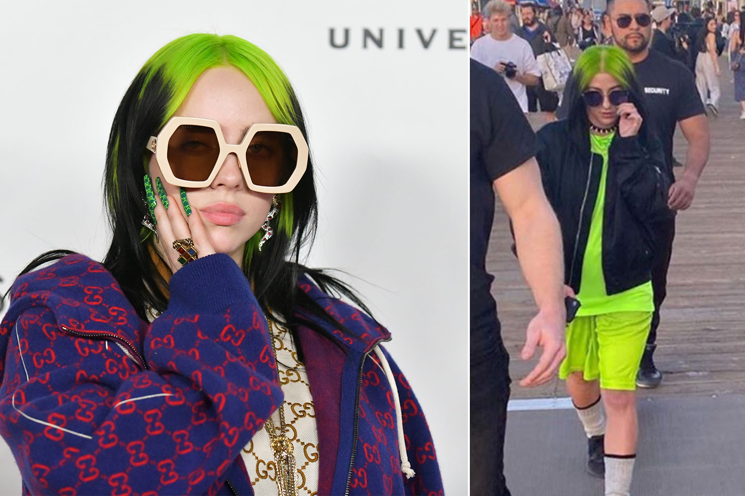 Billie Eilish Lashes Out At Her Fans For Copying Her Girlfriend