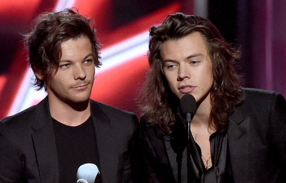 Is harry styles and louis tomlinson dating