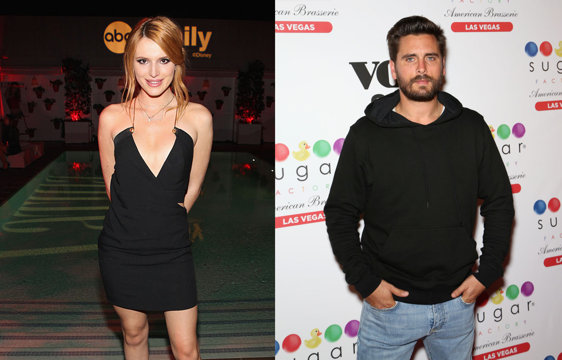 Bella Thorne says relationship with Scott Disick isnt serious picture