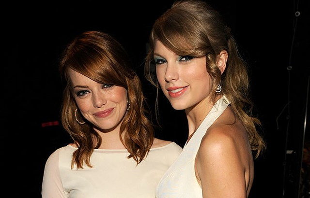 Turns Out Emma Stone Set Taylor Swift Up With Her Bae