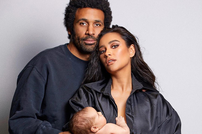 Shay Mitchell family