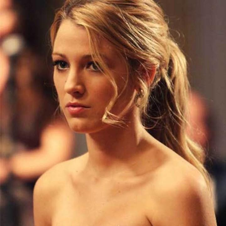 Blake Lively Serena Van Der Woodsen hair inspiration