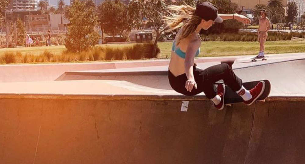 The future of skateboarding is female