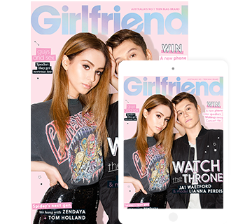 Girlfriend Magazine