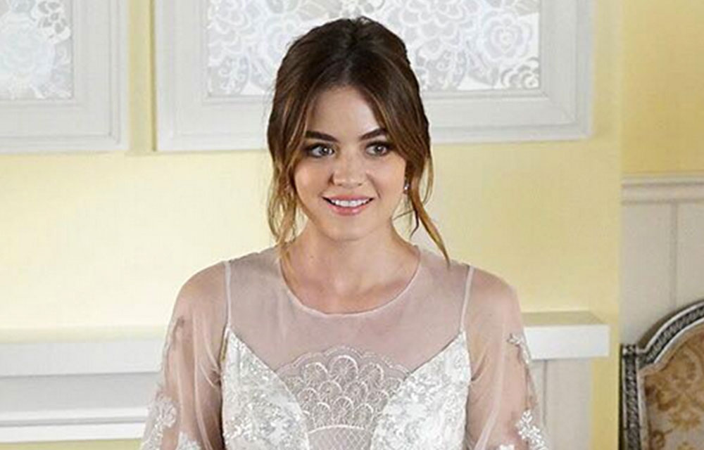 Lucy hale dating ezra 5