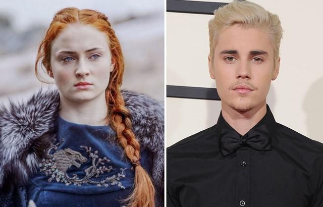 Justin Bieber And Sophie Turner - Justin Bieber Age Baby