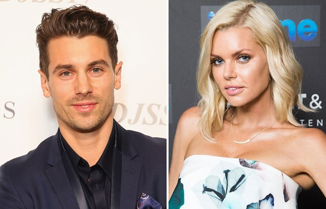 Sophie Monk And Matty J Caught On A Romantic Date