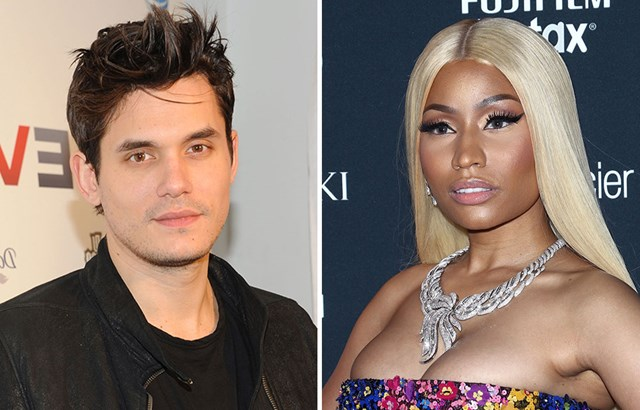 John Mayer And Nicki Minaj Are Flirting On Twitter And The Internet Can't Handle It