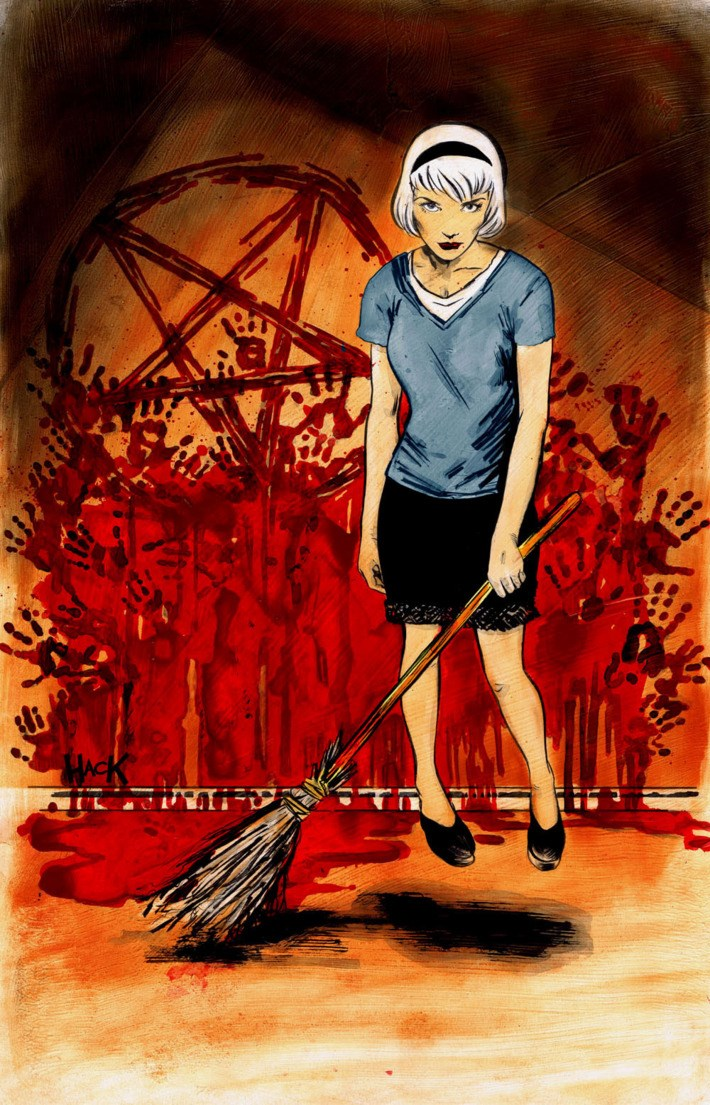 New Sabrina The Teenage Witch Spin Off Girlfriend
