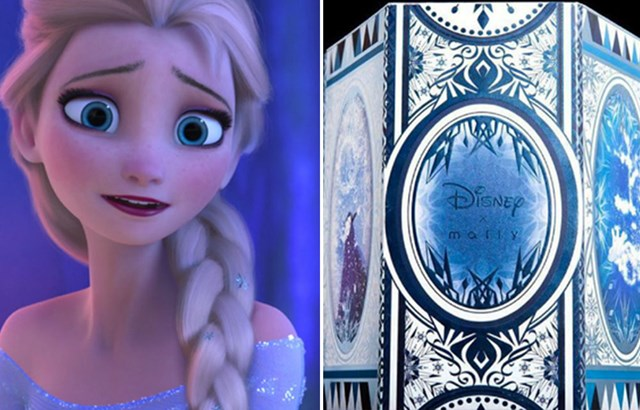 OMG: A 'Frozen' Inspired Makeup Collection Exists And It's Magical