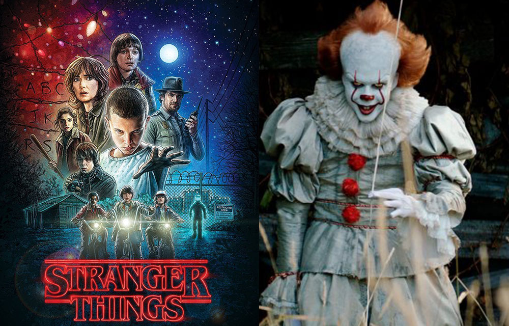 Pennywise In Stranger Things Girlfriend