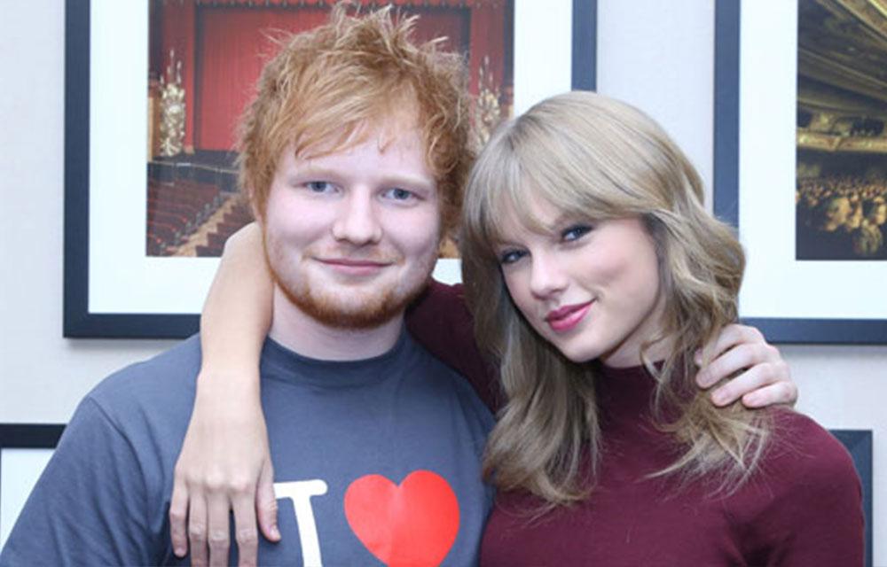Ed Sheeran Talks Taylor Swift Relationship Girlfriend