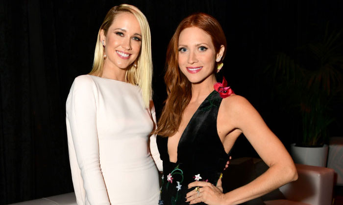 Brittany Snow And Anna Camp ACA-AWESOME: We Chat T...