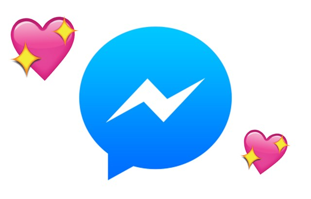 Facebook Messenger Just Added Some Amazing Valentines