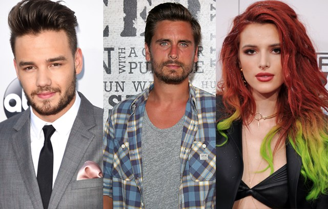 New Reports Claim Bella Thorne And Scott Disick Interrupted Production Of Liam Payne's Music Video